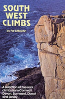 South West Climbs, Paperback