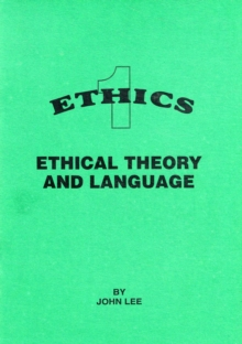 Ethical Theory and Language, Paperback Book