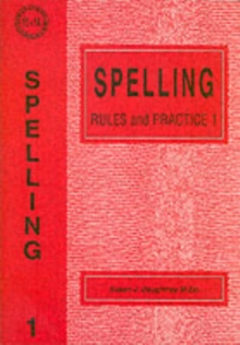 Spelling Rules and Practice : No. 1, Paperback Book