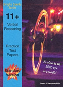 11+ Verbal Reasoning Test Papers : Standard Version, Book Book