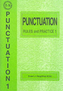 Punctuation Rules and Practice : No. 1, Paperback