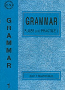 Grammar Rules and Practice : No. 1, Paperback