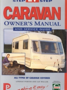 Caravan Step-by-step Owner's Manual, Paperback Book