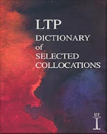 The LTP Dictionary of Selected Collocations, Paperback
