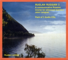 Ruslan Russian 3 : A Communicative Russian Course, CD-Audio Book