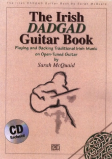 The Irish DADGAD Guitar Book, Paperback