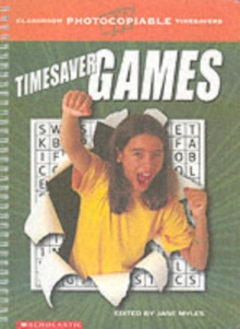 Games : Classroom Photocopiable, Spiral bound Book