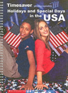 Holidays and Special Days in the USA, Spiral bound Book