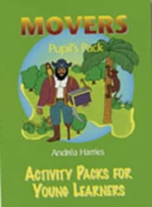 APYL Movers Pupil's Pack, Mixed media product