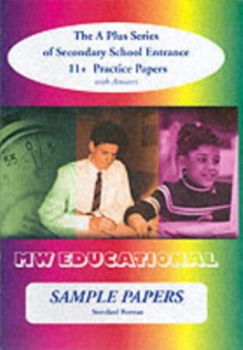 Sample Papers : Secondary School Entrance - 11+ Practice Papers Standard Format, Paperback