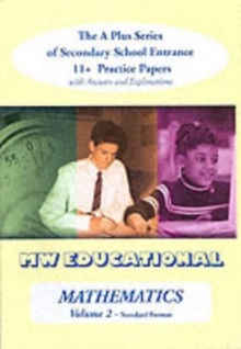 Mathematics : Secondary School Entrance 11+ Practice Papers (with Answers) Standard Format v. 2, Paperback