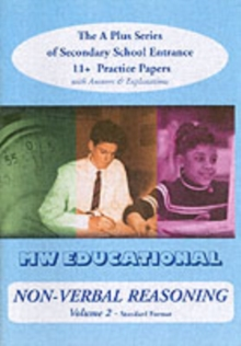 Non-verbal Reasoning : 11+ Practice Papers with Answers v.2, Paperback
