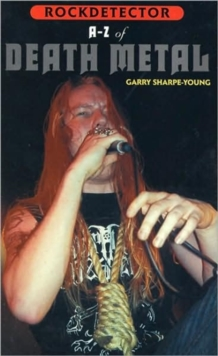 The Rockdetector A to Z of Death Metal, Paperback