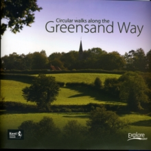 Circular Walks Along the Greensand Way, Spiral bound