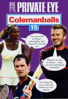 Private Eye's Colemanballs : No. 15, Paperback
