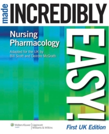 Nursing Pharmacology Made Incredibly Easy!, Paperback