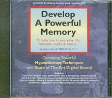 Develop a Powerful Memory, CD-Audio