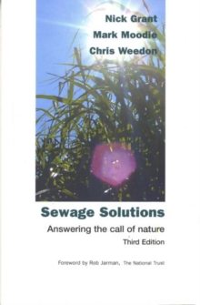 Sewage Solutions : Answering the Call of Nature, Paperback