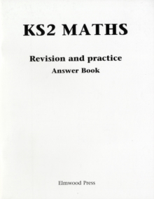 KS2 Maths Revision and Practice Answer Book : Answer Book, Paperback Book