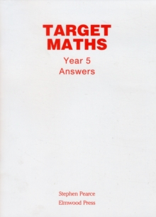 Target Maths : Year 5 Answers, Paperback