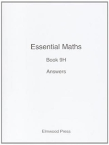 Essential Maths : Answers Bk. 9H, Paperback