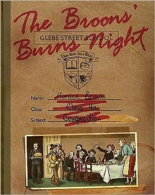 The Broons' Burns Night, Paperback Book