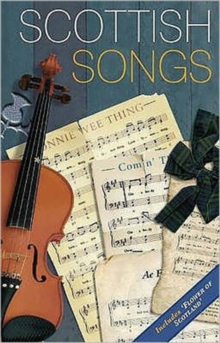 Scottish Songs, Paperback Book