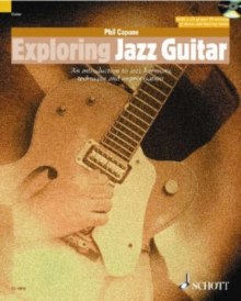 Exploring Jazz Guitar : An Introduction to Jazz Harmony, Technique and Improvisation, Mixed media product