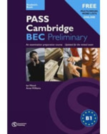 Pass Cambridge BEC Preliminary : An Examination Preparation Course, Paperback Book