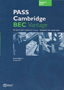 Pass Cambridge BEC : Vantage Teacher's Book No.2, Paperback Book