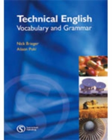 Technical English : Vocabulary and Grammar, Paperback