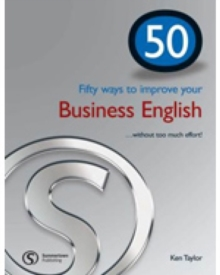 50 Ways to Improve Your Business English, Paperback