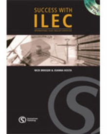 Success with ILEC : International Legal English Certificate, Mixed media product
