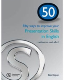 50 Ways to Improve Your Presentation Skills in English, Paperback