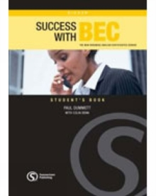 Success with BEC Higher : The New Business English Certificates Course, Paperback