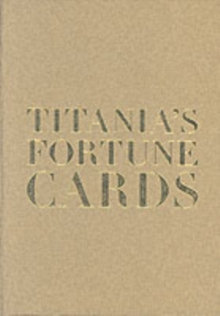 Titania's Fortune Cards, Mixed media product