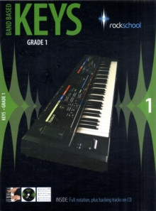 Rockschool Band Based Keys Grade 1, Paperback