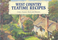 Favourite West Country Teatime Recipes, Paperback