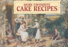 Favourite Cake Recipes, Paperback Book