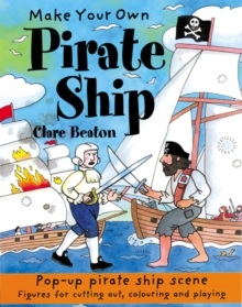 Make Your Own Pirate Ship, Paperback Book