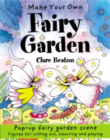 Make Your Own Fairy Garden, Paperback Book