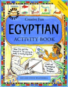 Egyptian Activity Book, Paperback