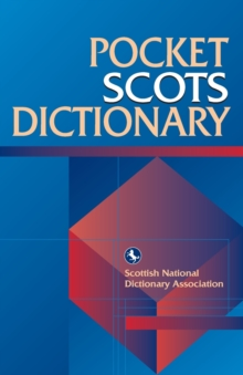 Pocket Scots Dictionary, Paperback