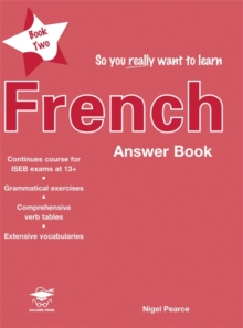 So You Really Want to Learn French : Answer Book Book 2, Paperback Book