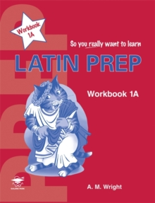 Latin Prep : Workbook A Book 1, Paperback Book