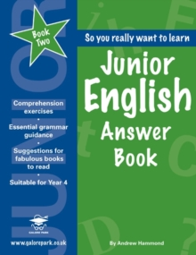 Junior English : Answer Book Book 2, Paperback