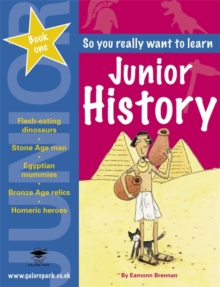 Junior History : Book 1, Paperback Book