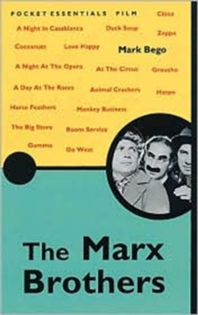 The Marx Brothers, Paperback Book