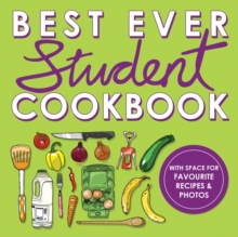 Best Ever Student Cookbook, Hardback