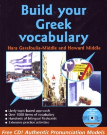 Build Your Greek Vocabulary, Mixed media product Book